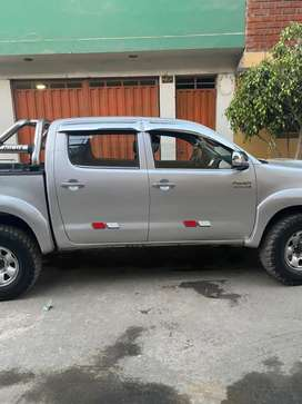 Toyota hilux srv turbo interculer