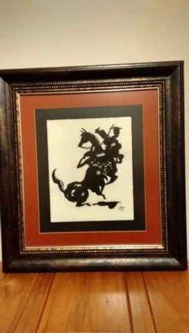 Tintas de Oswaldo Viteri
