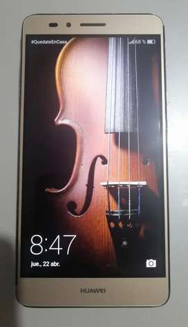 Celular Huawei GR5 gris 2 GB RAM 16 GB almacenamiento interno Android 6.0.1