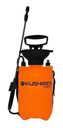 Pulverizador Fumigador De Hombro 5 Litros | Kushiro Phk5