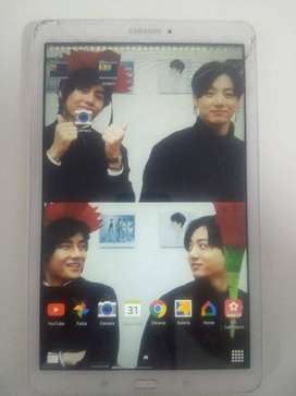 Vendo tablet Samsung SM - T560 / escucho ofertas