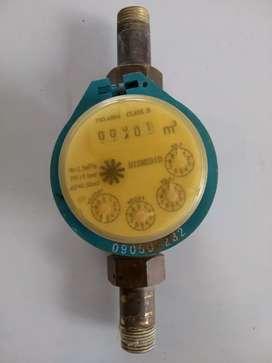 Medidor De Caudal De Agua (contador De Agua) Marca Dismedid