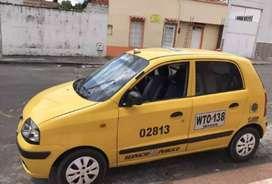 Vendo taxi modelo 2007