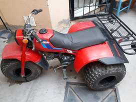 triciclo honda 110cc