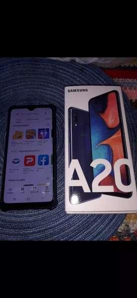 Samsung a 20 nuevo libre