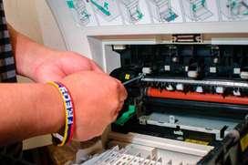 Mantenimiento impresora (Epson - hp - canon - ricoh)