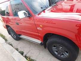 Vendo permuto Toyota prado sumo GX