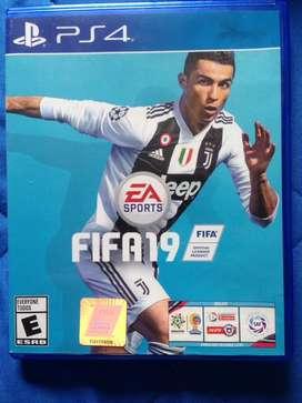 FIFA 19 (original) (precio no negociable)