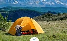 Alquiler de Camping con desayuno. La Calera