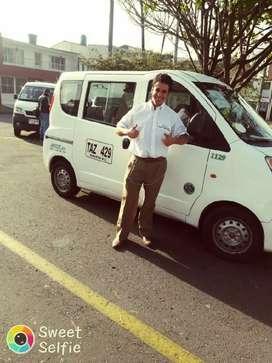 Estoy buscando trabajo como conductor tengo experiencia  de tres años tengo 28 años