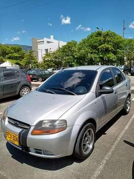 Vendo Carro Chevrolet Aveo