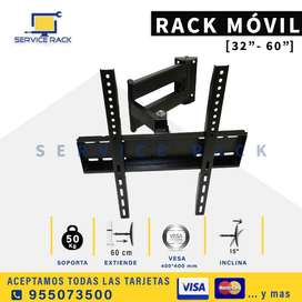 Rack movil con Instalacion