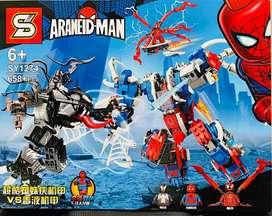 Lego de Spider Man ENVIÓ GRATIS