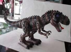 Dinosaurio de baterías