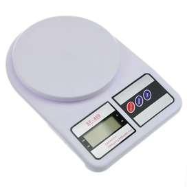 Balanza gramera báscula digital cocina,capacidad 10kg