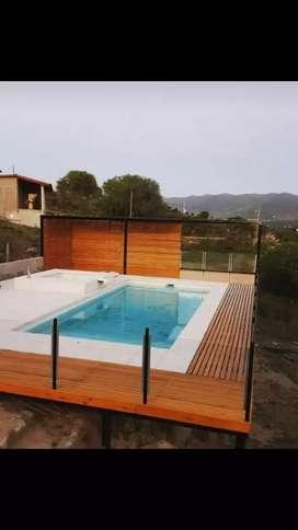 Techos de maderas (PROYECTOS EN MADERAS)$900 M2
