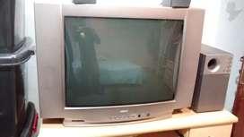 Televisión Admiral 29 pulgadas. Leer descripción.