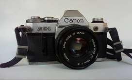 Camara Canon AE-1