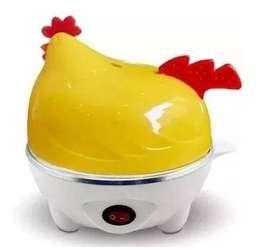 Cocedor Hervidor De Huevos Gallina Hogar