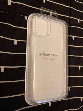 Funda Clear Case Original Apple iPhone 11 Pro