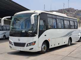 DONGFENG BUS DF6820  35 ASIENTOS MOTOR CUMMINS ISD140 TURBO INTERCOOLER :: ENTREGA INMEDIATA