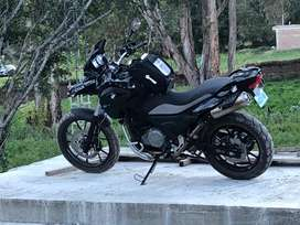 Vendo Motocicleta G650GS modelo Dakar