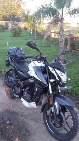 Vendo Ns 200 en Buenisimo Estado