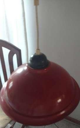 vendo lampara tipo galponera