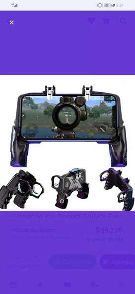 Control de gatillo k21 para tus juegos en el celular