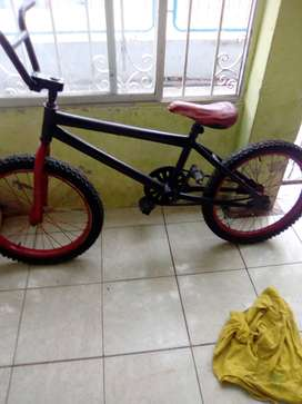 Baiker bicicleta