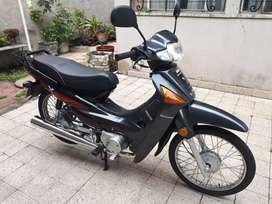 Motomel dlx 110 cc deluxe
