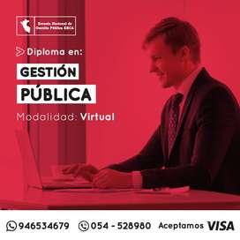 SEDE HUANCAYO  GESTION PUBLICA - VIRTUAL