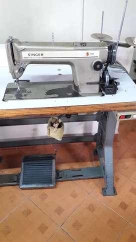 Maquinas Fileteadora y Plana