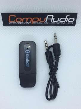 Receptor Bluetooth  via puerto 3,5 auxiliar
