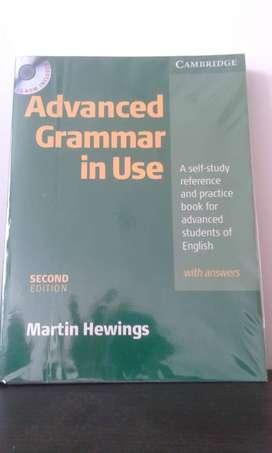Curso de inglés en libro con CD. Totalmente nuevo.