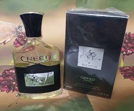 Perfume creed aventus