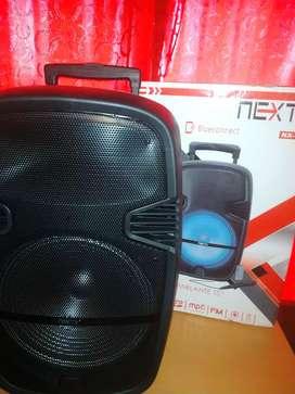 """Cabina 15"""" NEXT NX-Y15"""
