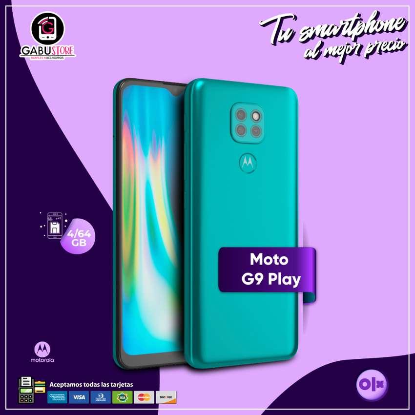 Moto G9 PLAY 4/64GB *con garantía*