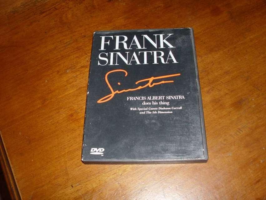 FRANK SINATRA DVD, USA 0