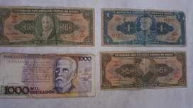 Billetes Antiguos Br