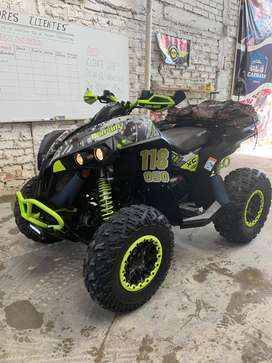 CAN AM RENEGADE 1000 CC