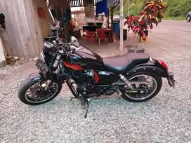 Moto factory pepper 370cc