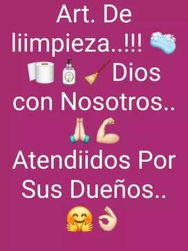 Art de Liimpiieza Dios Con  Nosotros!!!