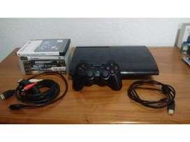 Playstation 3 súper Slim 250gb