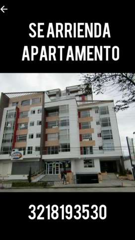 ARRIENDO Apartamento en piso 10 edificio torre Maya