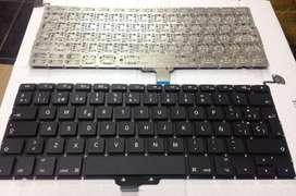 Teclado Macbook Pro, A1278, A1342 Español e Ingles Mac 13