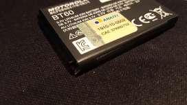 Bateria Original Motorola Bt60 Xt300 I880 I410 Flipout Y Mas