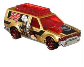 Autito Hot wheels Thor Marvel