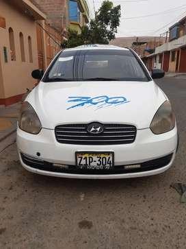 Se vende auto Hyundai accent 2010 dual