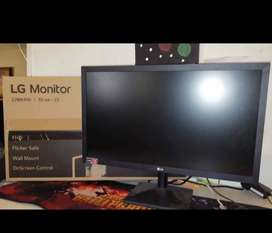 "Monitor LG 22"" Full HD HDMI OFERTA CASI NUEVO"